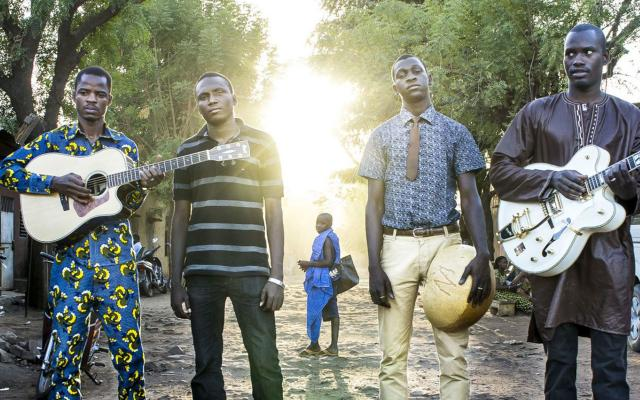 Songhoy Blues Live